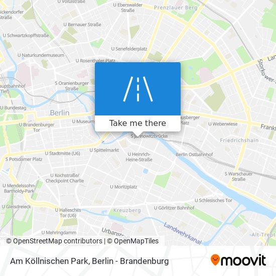 Am Köllnischen Park map