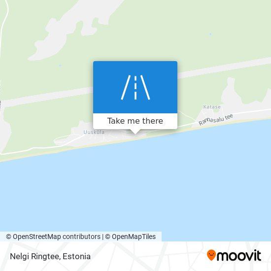Nelgi Ringtee map