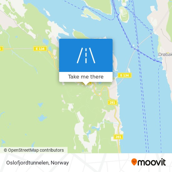 How To Get To Oslofjordtunnelen In Hurum By Bus Ferry Light Rail Or Train Moovit