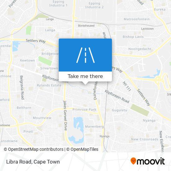 Libra Road map