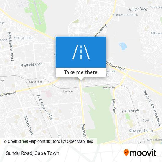 Sundu Road map