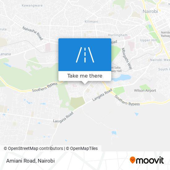 Amiani Road map