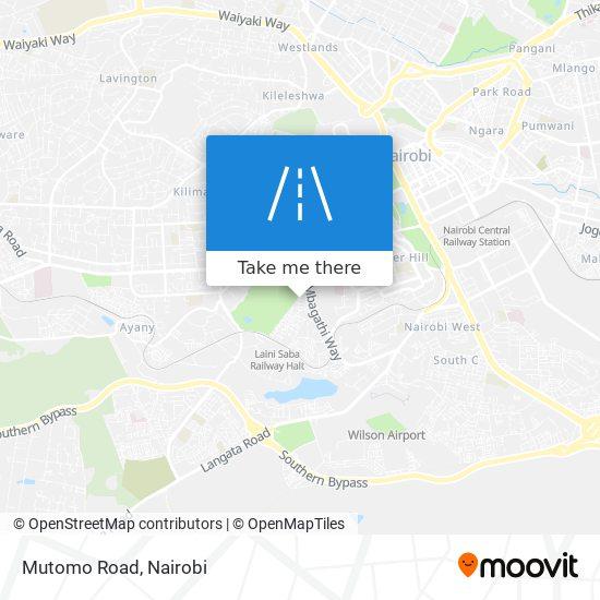 Mutomo Road map