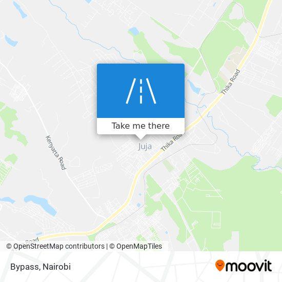 Bypass map