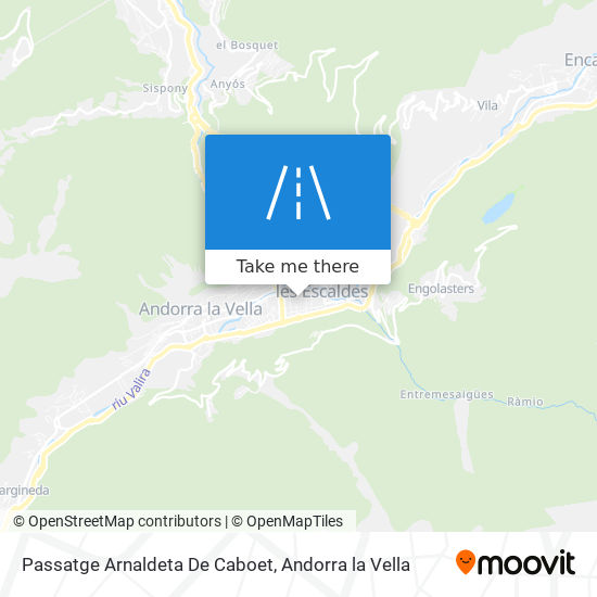 Passatge Arnaldeta De Caboet map
