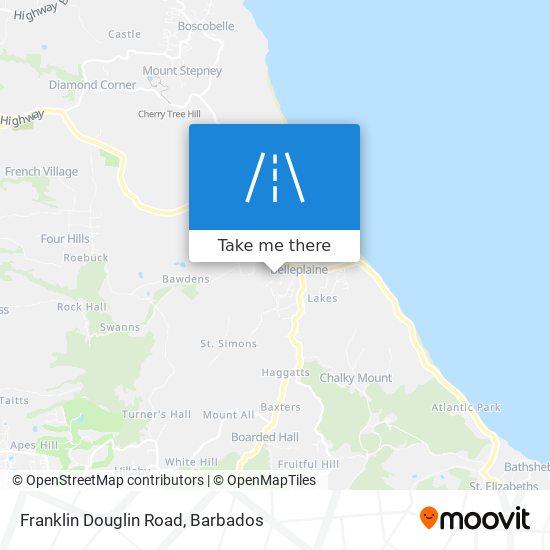 Franklin Douglin Road map