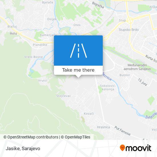 Jasike map