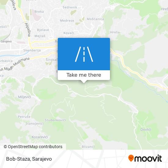 Bob-Staza map