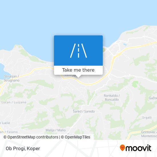 Ob Progi map