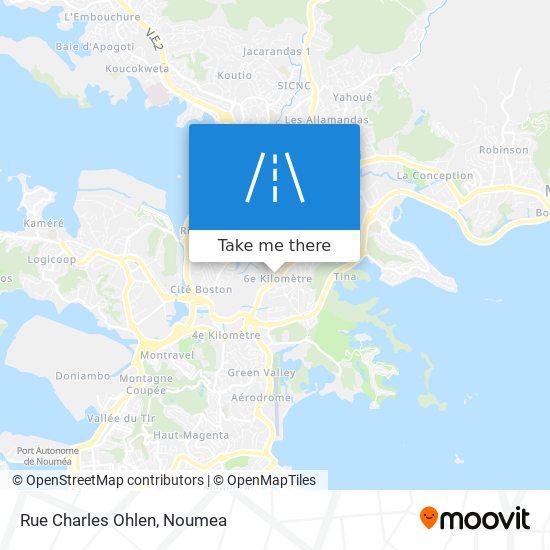 Rue Charles Ohlen map