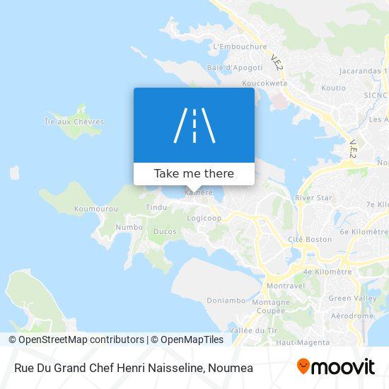 Rue Du Grand Chef Henri Naisseline map