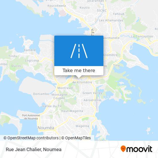 Rue Jean Chalier map