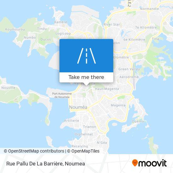 Rue Pallu De La Barrière map