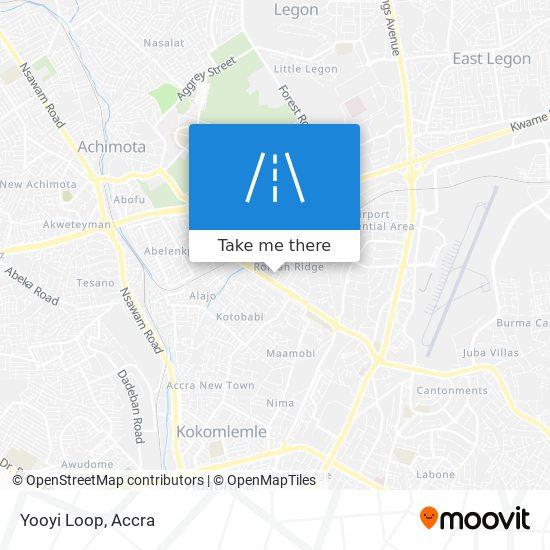 Yooyi Loop map