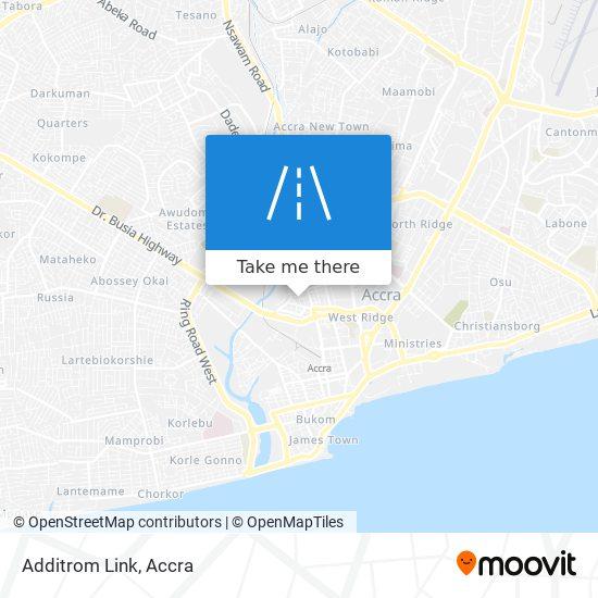 Additrom Link map