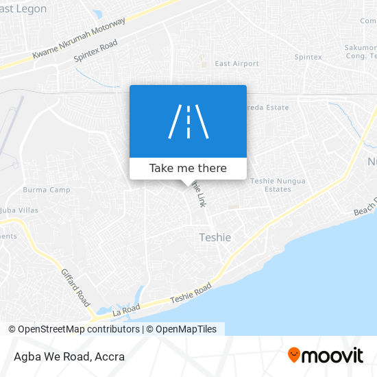 Agba We Road map