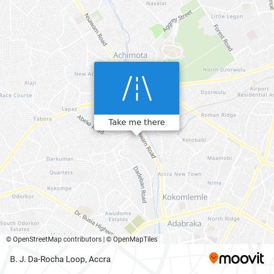 B. J. Da-Rocha Loop map