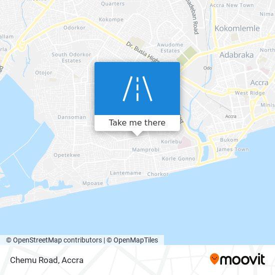 Chemu Road map