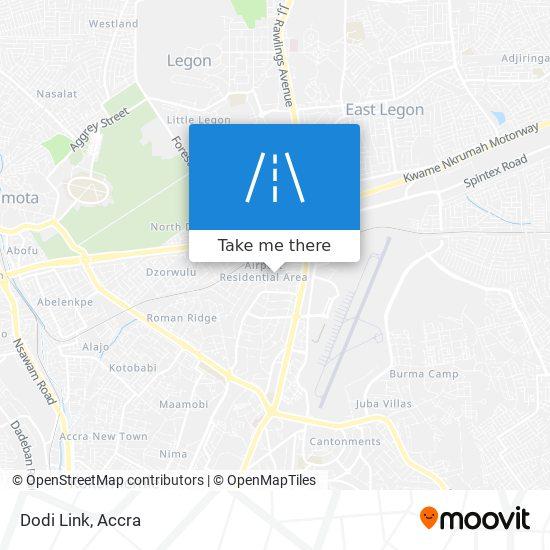 Dodi Link map