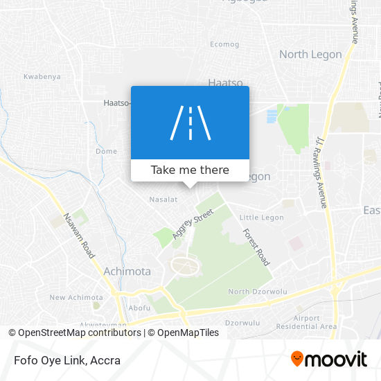 Fofo Oye Link map