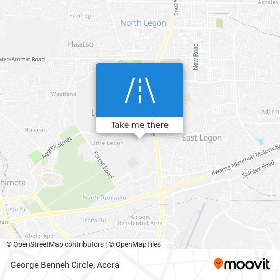George Benneh Circle map