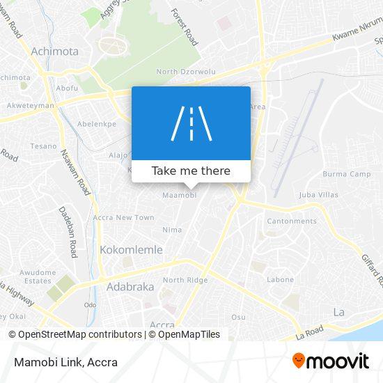 Mamobi Link map