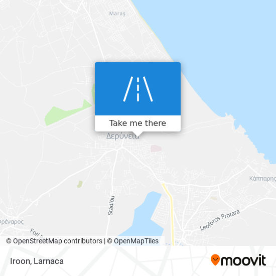 Iroon χάρτης