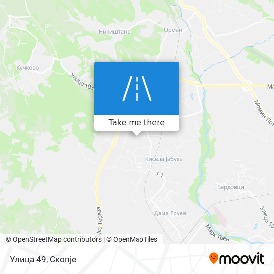 Улица 49 map