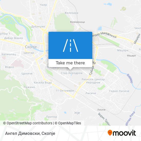 Ангел Димовски map
