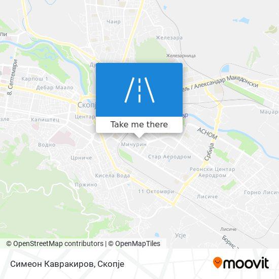 Симеон Кавракиров map