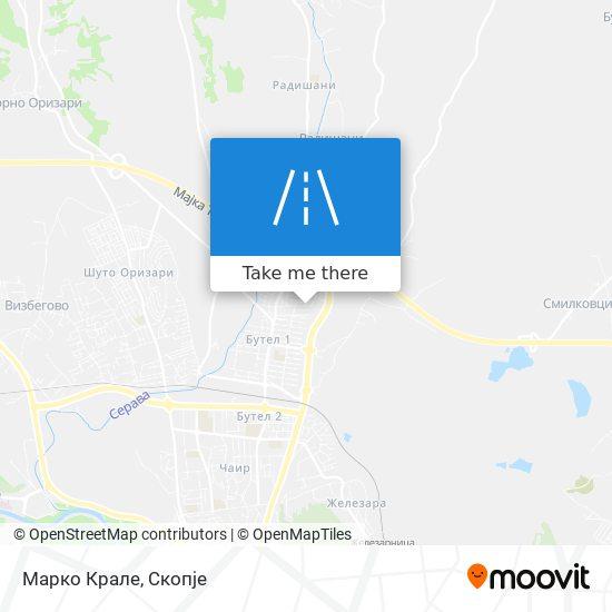 Марко Крале map