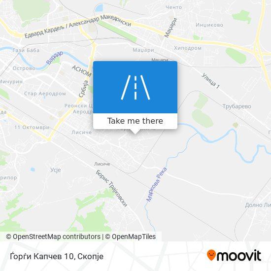 Ѓорѓи Капчев 10 map