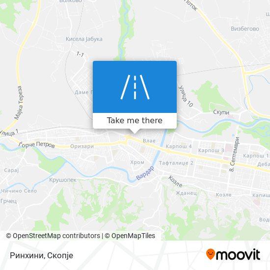 Ринхини map