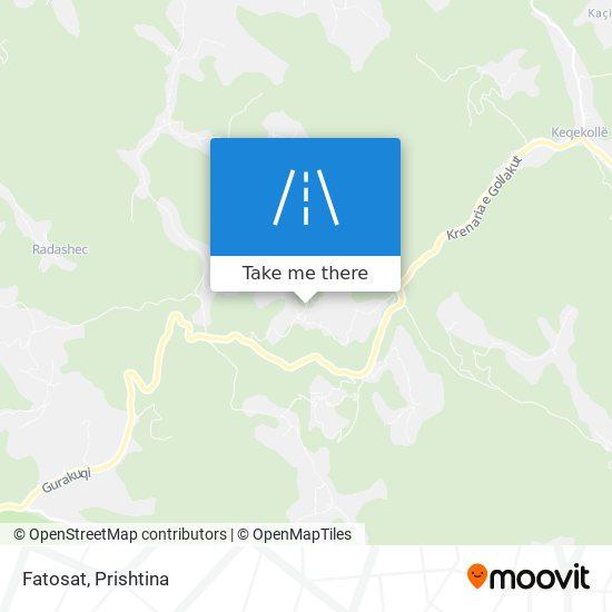 Fatosat map