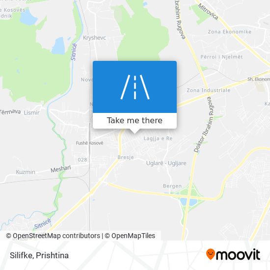 Silifke map