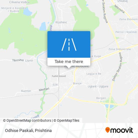 Odhise Paskali map