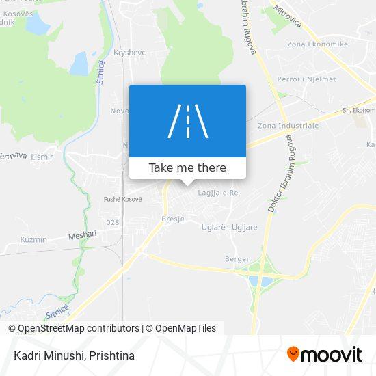 Kadri Minushi map