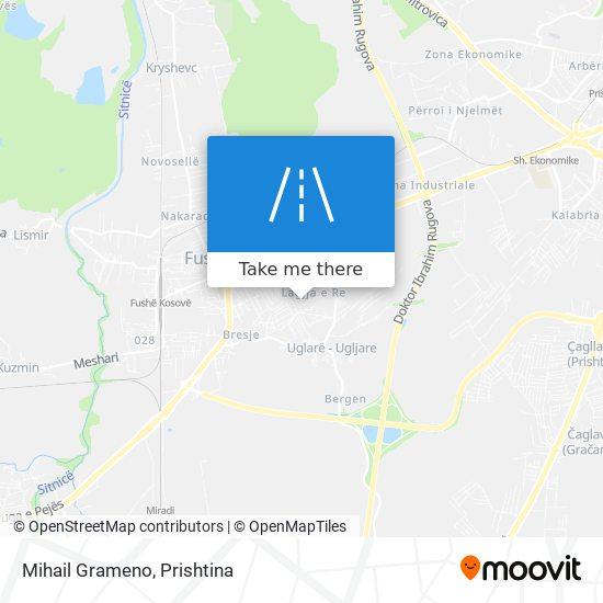 Mihail Grameno map