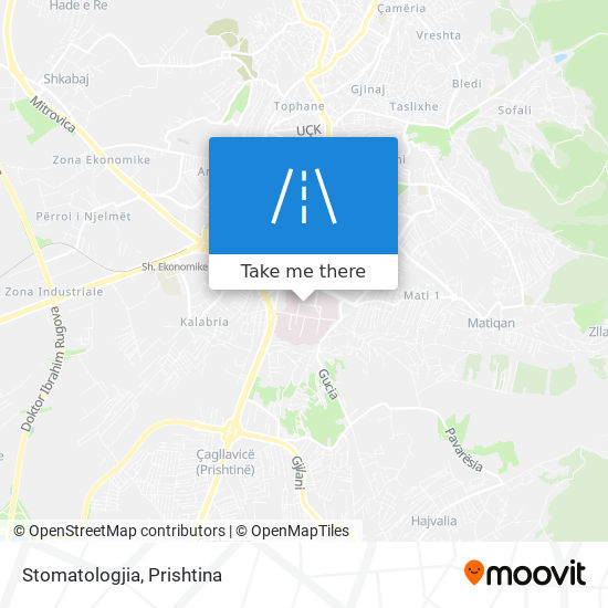 Stomatologjia map