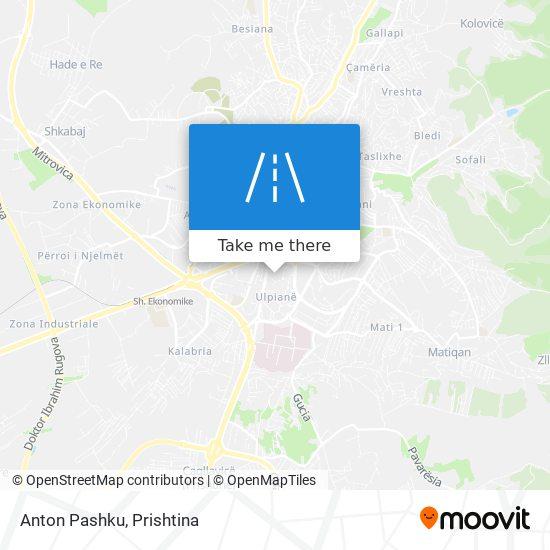 Anton Pashku map