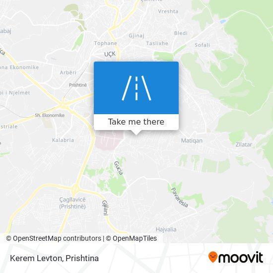 Kerem Levton map