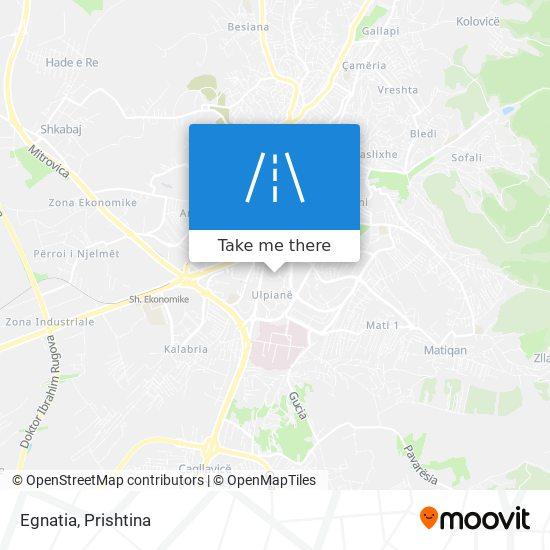Egnatia map