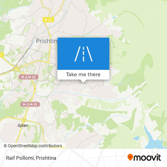 Raif Pollomi map
