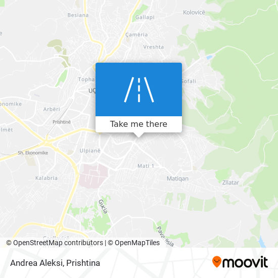 Andrea Aleksi map