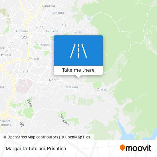 Margarita Tutulani map