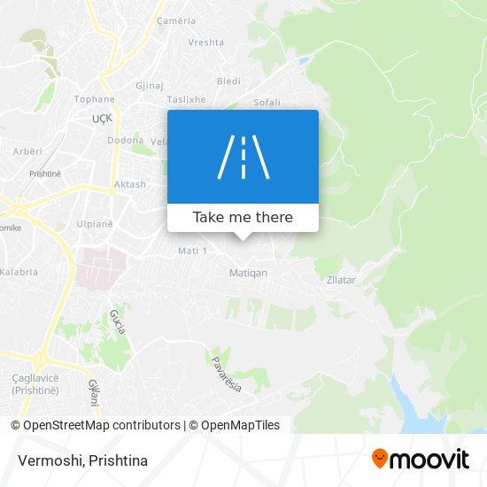 Vermoshi map
