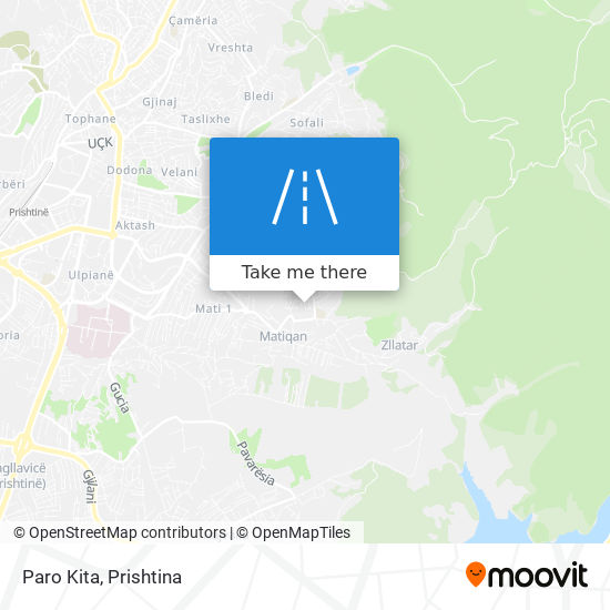 Paro Kita map