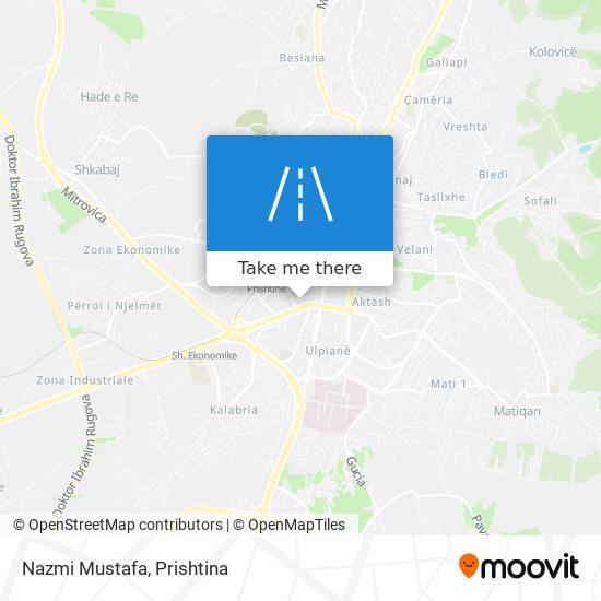 Nazmi Mustafa map
