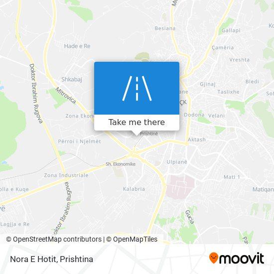 Nora E Hotit map