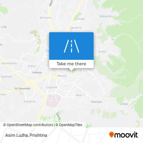 Asim Luzha map